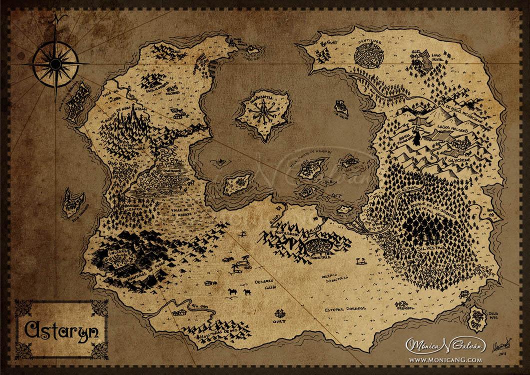 Ejemplo de mapa con bordes