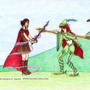 Arinna vs Venux 2003
