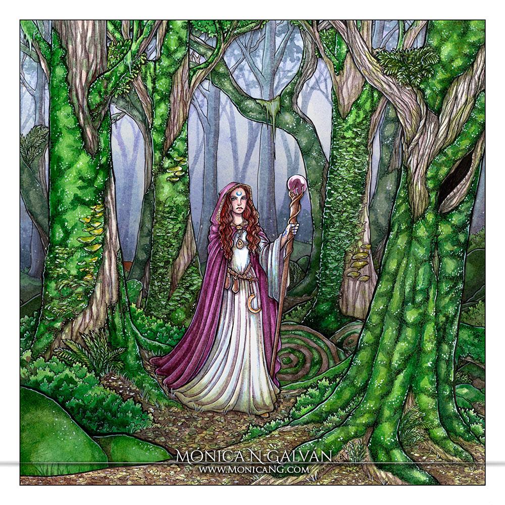 Forest Druid (deep)